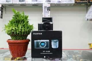 Fujifilm XA2 bisa dicicil dan Dp y murah