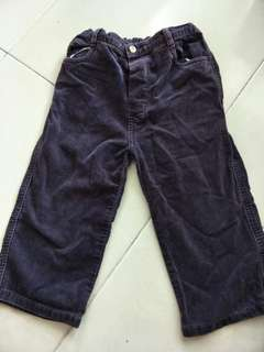 Mothercare baby 2 years jeans