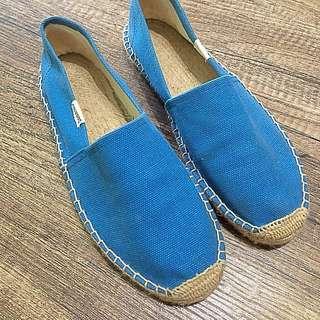 🚚 Soludos 草編鞋 歐美好萊屋著用鞋 平底鞋 便鞋