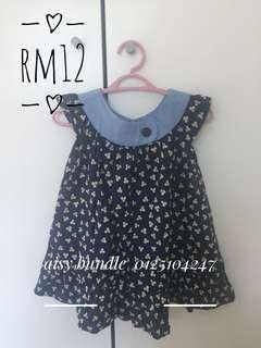 Baby Girl Dress 1Y