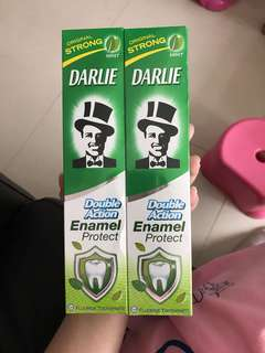 BN darlie double action enamel protect toothpaste
