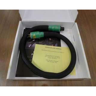 Shunyata Phyton Helix 1m Power Cord c15