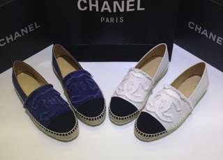 Sepatu chanel Espa Wanita Mirror Quality