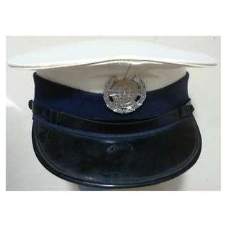 (Road safety patrol HKRSP) 回歸前交通安全隊帽連制服肩章一對
