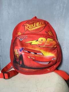 Disney Cars Baby Backpack