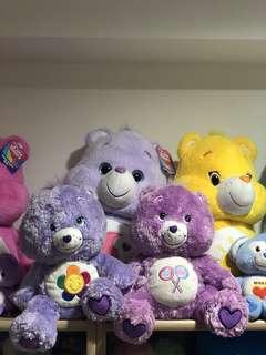 🚚 Care Bears 彩虹熊