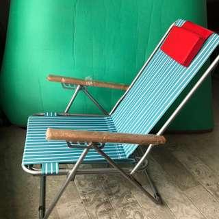 沙灘椅/尼龍床