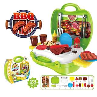 BBQ Playset (Bowa Dream The Suitcase)