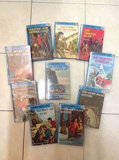 Hardy Boys Mystery Novels