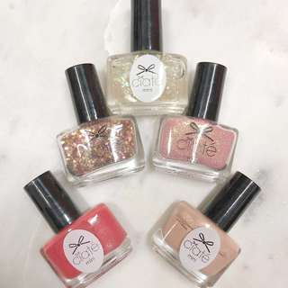 CIATE LONDON SET OF MINI NAIL POLISHES