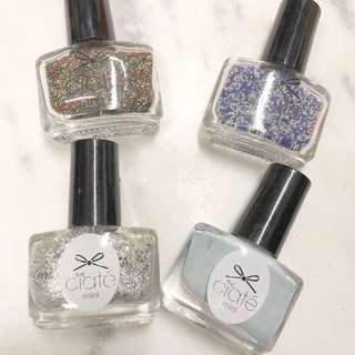 CIATE LONDON MINI NAIL POLISH SET