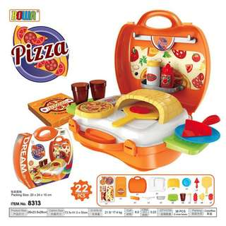 Pizza Playset (Bowa Dream The Suitcase)
