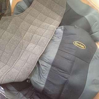 Coolmax Full sets cushions cover