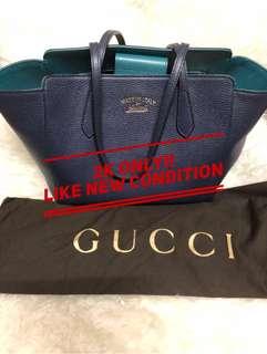 Gucci Swing Tote