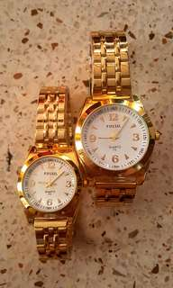 Fossil Couples Watch