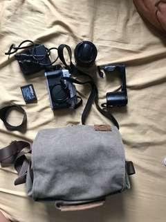 Fujifilm XT20 lens 18-55mm