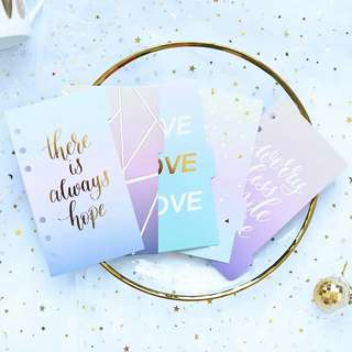 Sequin Collection Planner Tab