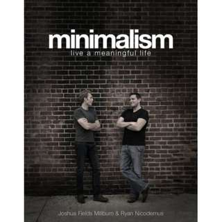 [eBook] Minimalism: Live a Meaningful Life by Joshua Fields Millburn,  Ryan Nicodemus