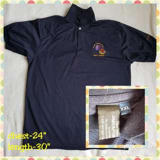PLUS SIZE SPORTS POLO SHIRT