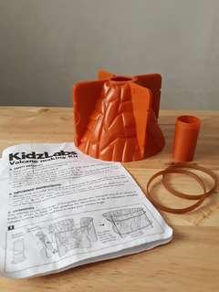 Kidzlabs Volcano mould