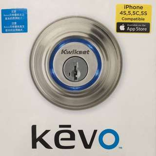 KEVO Kwikset 925 Bluetooth Enabled Deadbolt