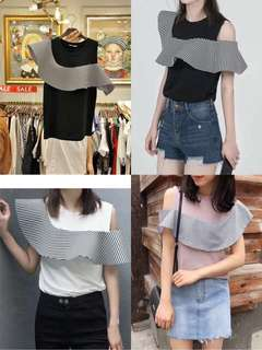 Off Shoulder Top fashion