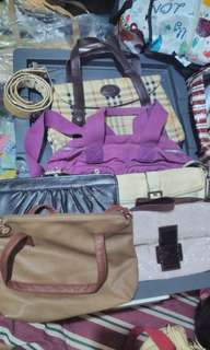 Take all! Bags
