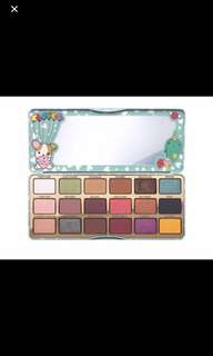 Too faced clover and friends eyeshadow