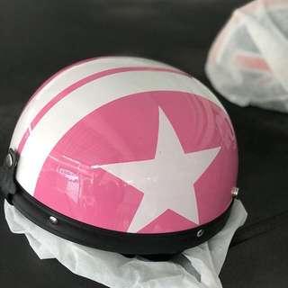 Helmet steng