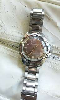 Vintage Cccp 17 jewel 17石自動蘇聯軍錶automatic steel watch for men