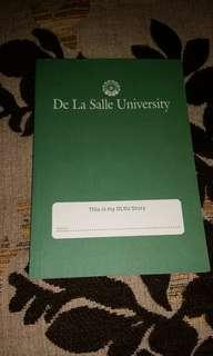 DLSU Orientation Giveaway