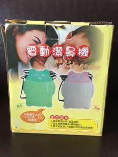 過敏兒的利器,寶信電動吸鼻器(吸鼻涕)