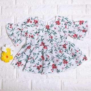 🚚 Instock - Flutter Floral Tunic
