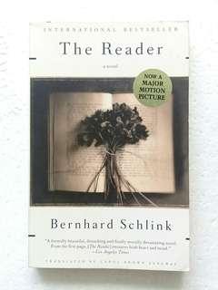 The Reader by Bernhard Schlink Novel Book