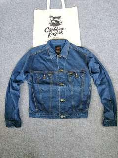 brothers corduroy trucker jacket