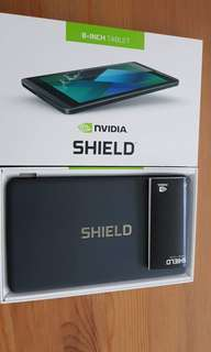 Nvidia shield K1 - Gaming Tablet - 90% New