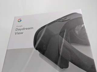 (NEW) Google Daydream View (Latest) (Charcoal Color)