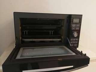 Panasonic NN-DS592B (27L) Steam Grill Inverter Microwave Oven