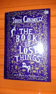 Novel John Connolly: The Book of Lost Things