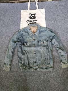 spirit trucker jacket