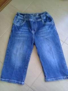 Moose girl crop pants