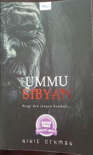 Malay Horror novel