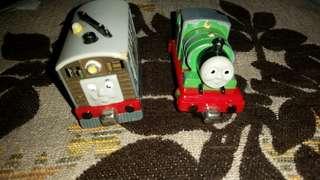 Original Toby & Percy Take Along Era BUNDLE