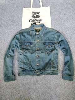 bugle trucker jacket