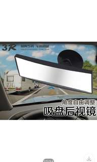 In-car blind spot mirror 車內后排后視鏡