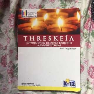 Grade 11 Books (World Religion)