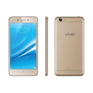 Vivo Y53 Smartphone Gold Bisa Kredit Tanpa Cc