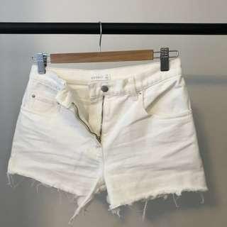 Kookaï Avalon Shorts White