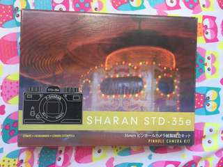 Sharan STD 35 E Pinhole Camera
