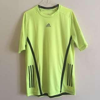 Jersey Adidas Neon #mausupreme
